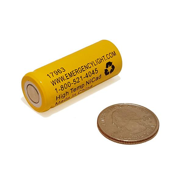 1.2V 4/5 A Flat Top NiCad Battery