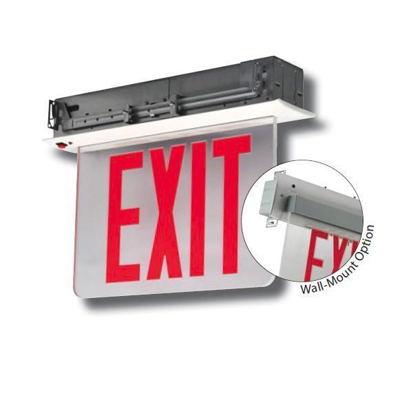 NYRELZXTE New York City Exit Sign