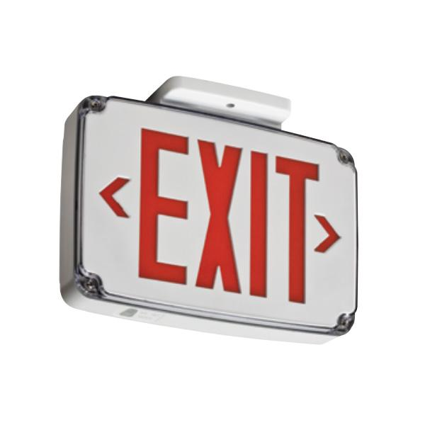 WLTE Wet Location Exit Sign