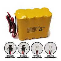9.6V AA NiCad Battery Pack
