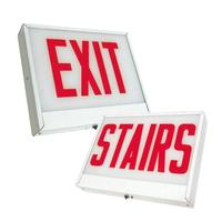 C-STX Chicago Approved Damp Exit/Stairs Sign