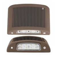 CUSO Series Slim LED AC/Emergency Outdoor Light